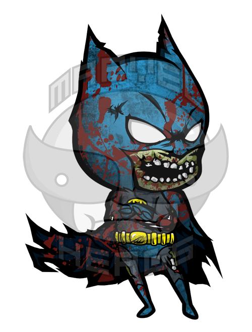 Zombie Batman Comic zombie batman | Marvel...