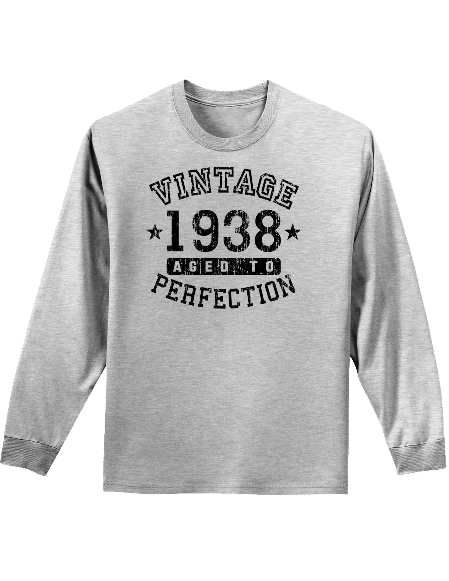 vintage birth year adult long sleeve shirt brand products