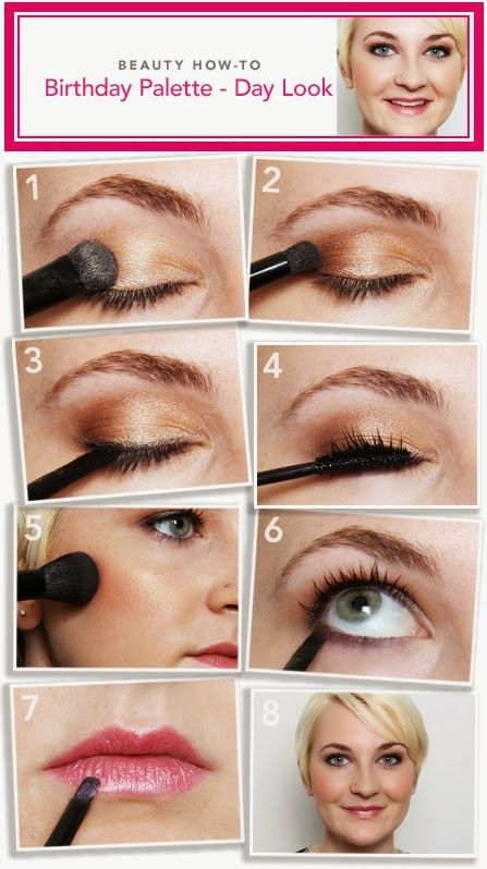 Makeup Tips Step By Step
