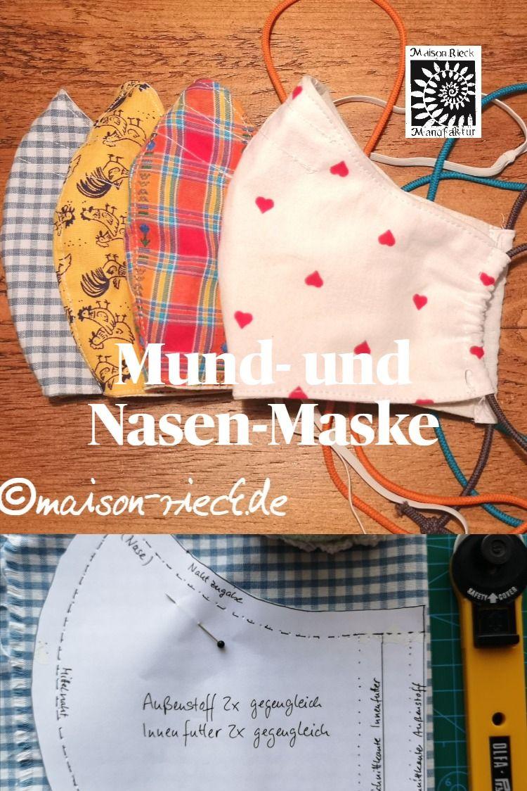 Photo of Mund- und Nasenmaske