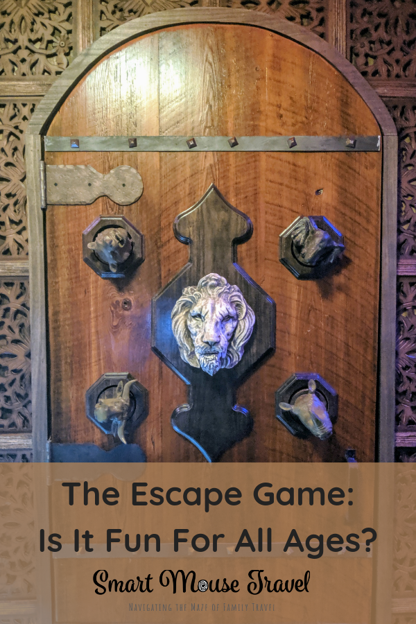 The Escape Game Family Friendly Escape Rooms In Chicago Vacation Humor Escape Room Mystery Room