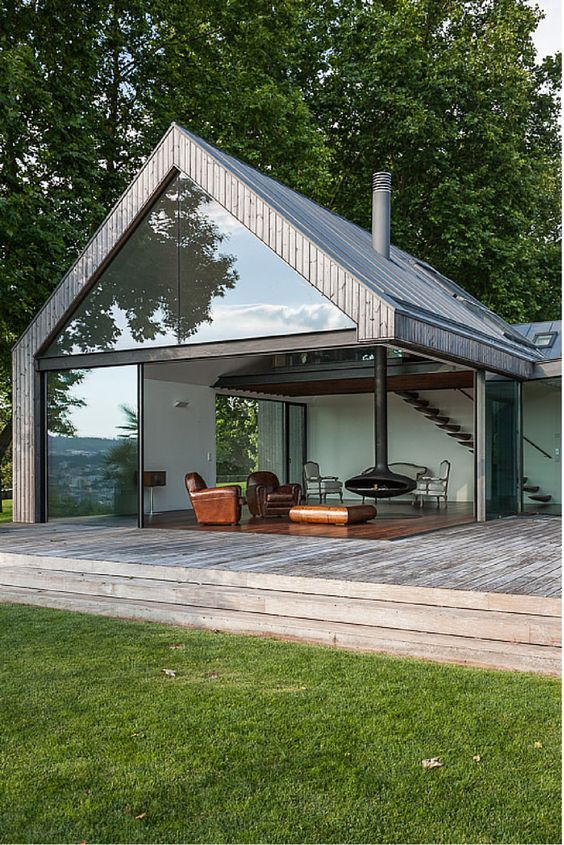 71 Contemporary Exterior Design Photos: Best Small Contemporary And Modern House Designs In 2020
