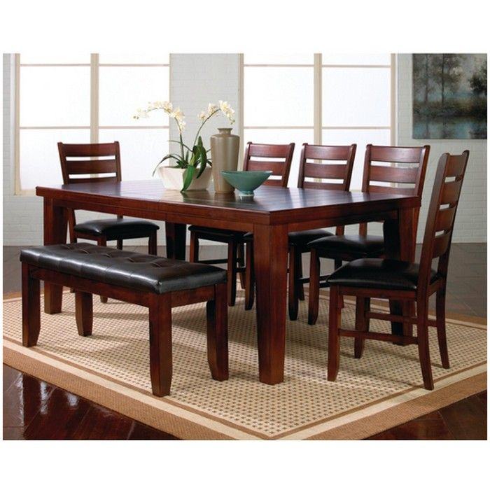 Kingston Dining Table 4 Chairs 2152 Conn S Dining Room