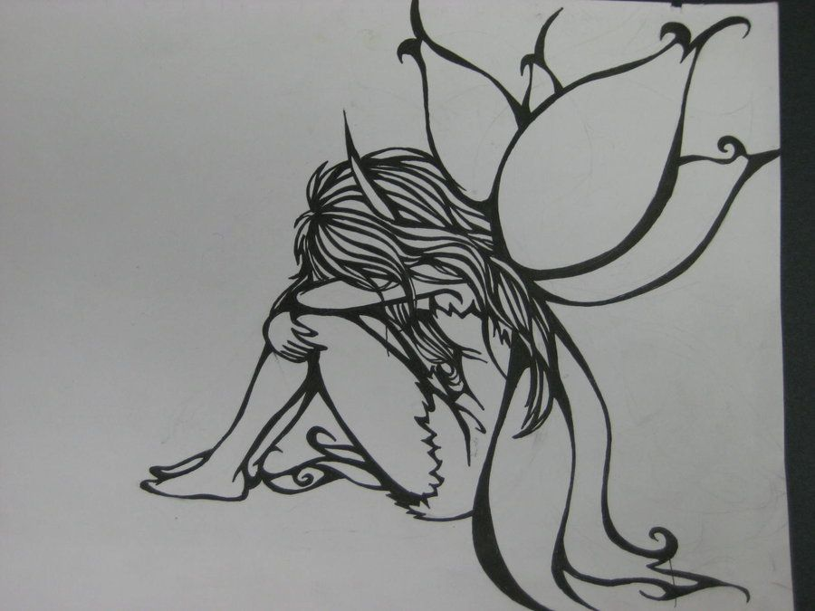 155 best emo drawings images on pinterest drawings drawing ideas dark fairy drawings to color welcome to better with boys press altavistaventures Image collections