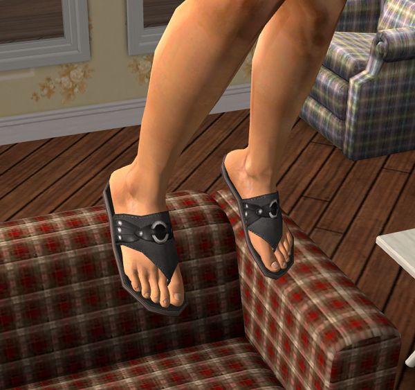 Never wear cheap flip-flops going down steps. - ClubLexus