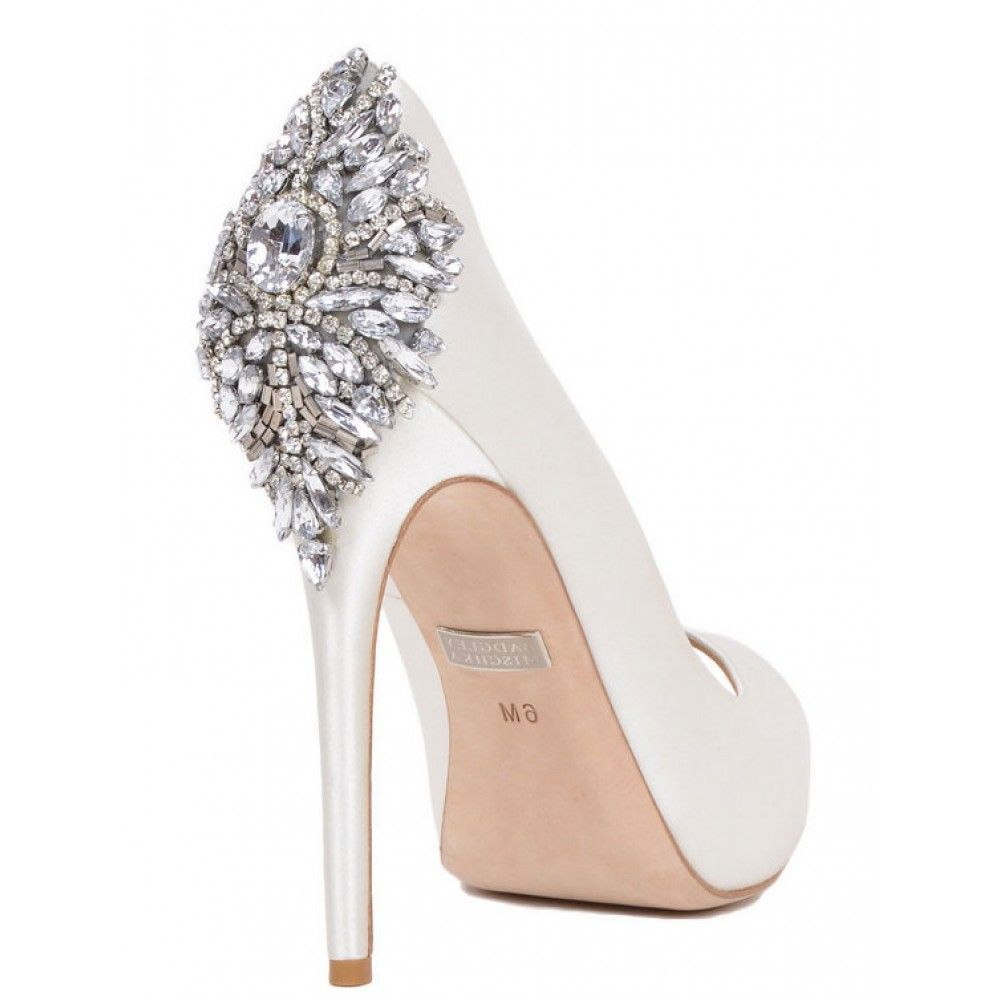 Badgley Mischka Bridal Shoes   Google Search Awesome Design