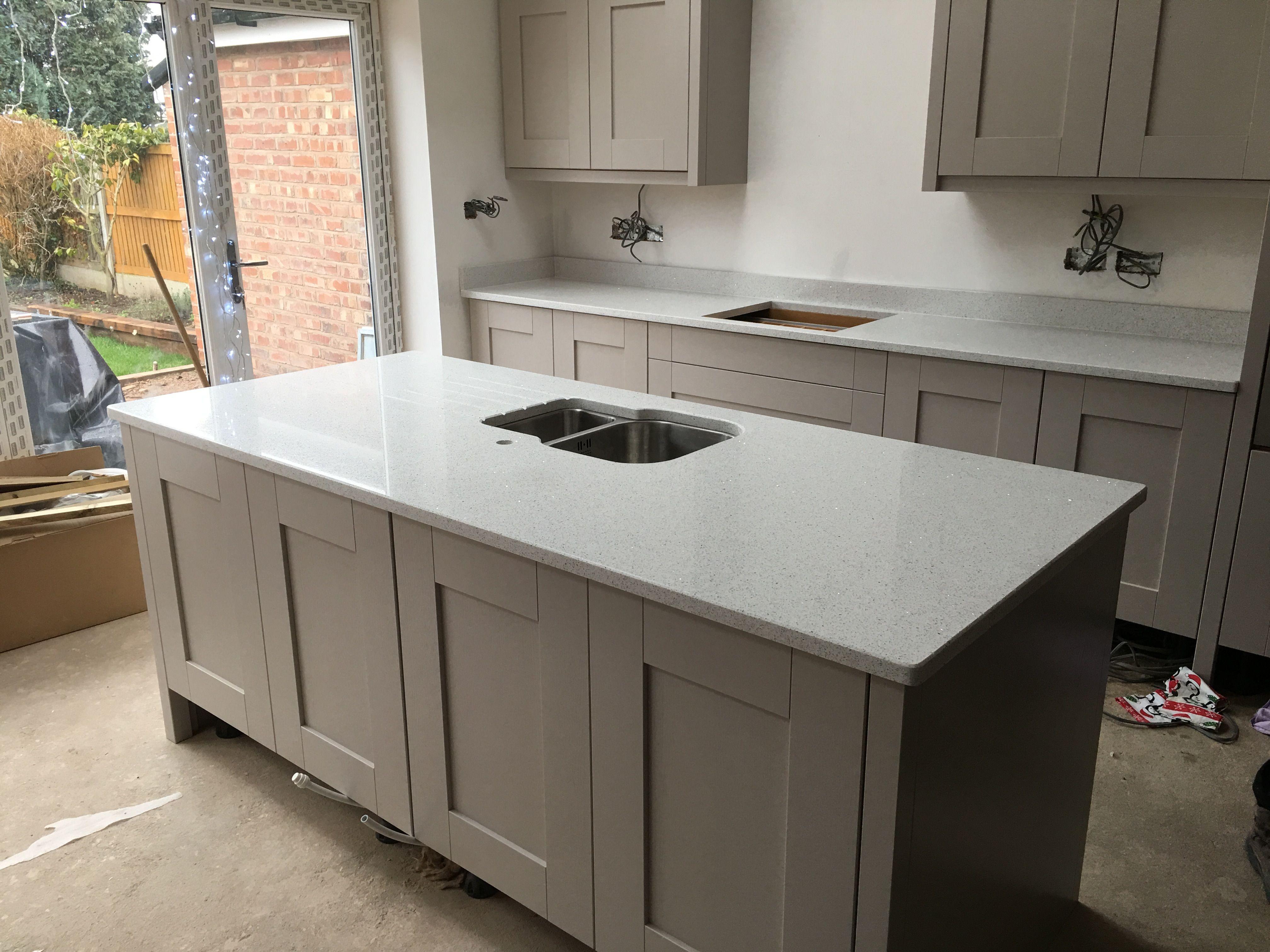 Silestone Quartz Kitchen Worktops Quartz Kitchen Kitchen Redo Family Room Design