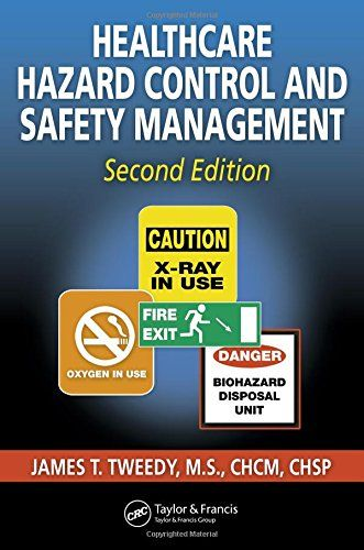 healthcare hazard control and safety management 2nd edition pdf