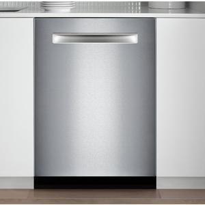 500 Series 24 Pocket Handle Dishwasher Stainless Steel Sears