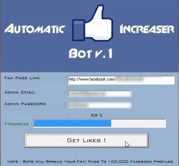 facebook auto like bot software free download