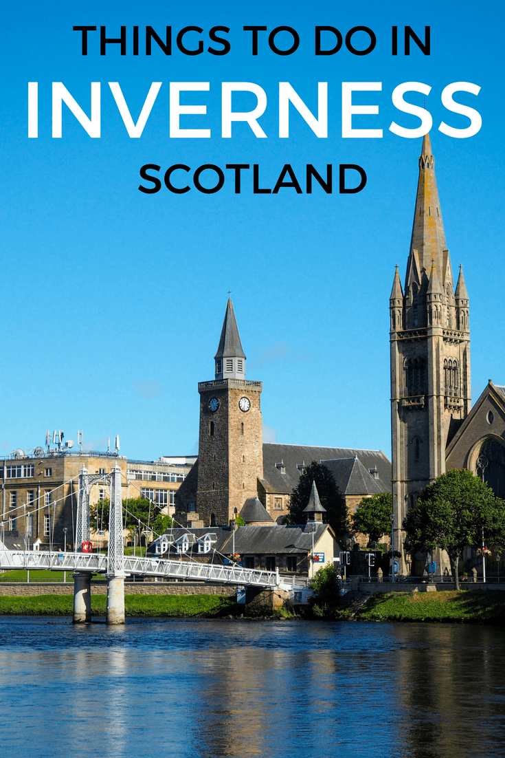 Discovering Inverness: 3 Days in Scotland's Highland Capital #travelscotland