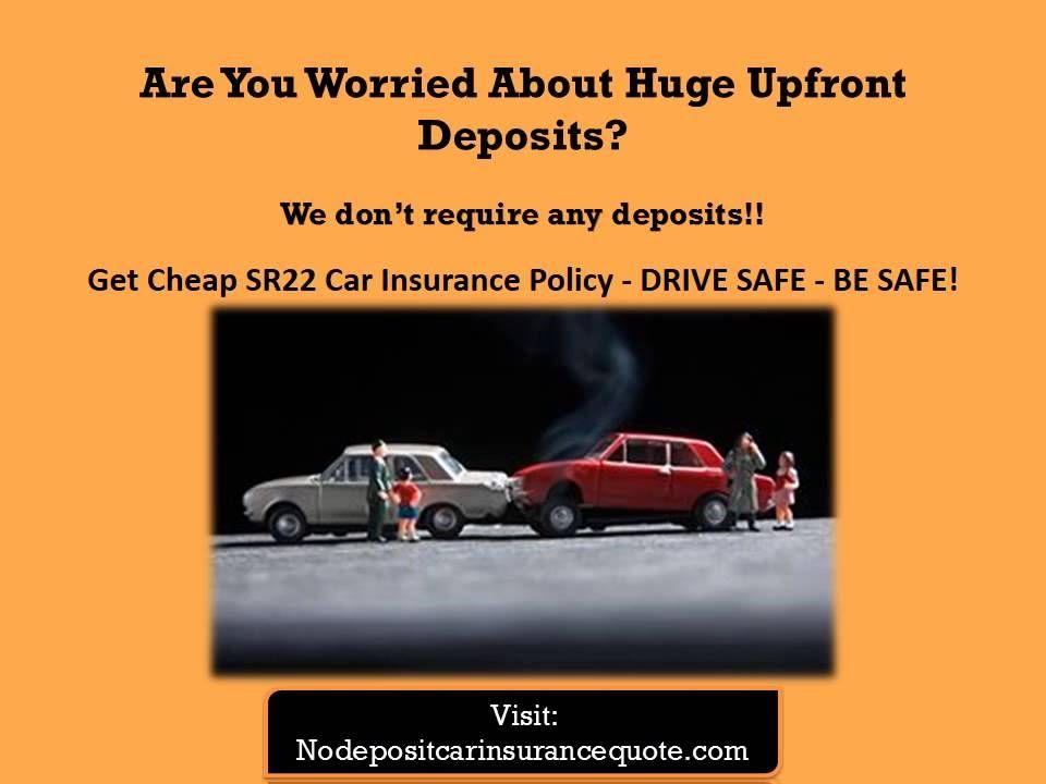 Pin on Cheap SR22 Auto Insurance