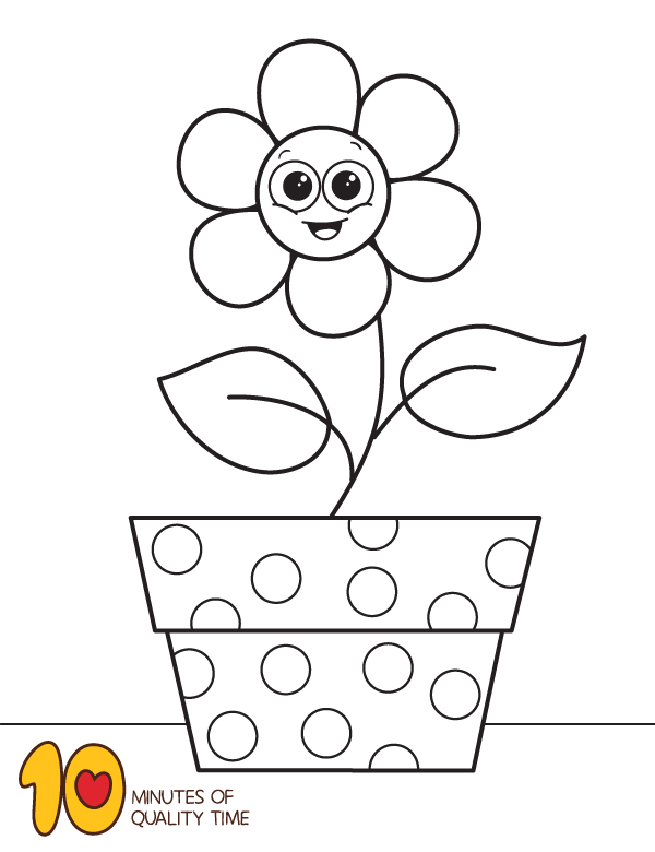 Flower Coloring Page Zebra Coloring Pages Whale Coloring Pages Coloring Pages