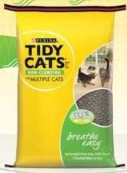 Hot 2 Tidy Cats Cat Litter Coupon Free At Walmart Tidy Cats Tidy Cat Litter Cat Litter