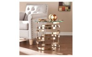 Sofie End Table Contemporary End Tables End Tables
