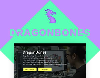 "Check out new work on my @Behance portfolio: ""Web_DragonBones"" http://be.net/gallery/46432529/Web_DragonBones"