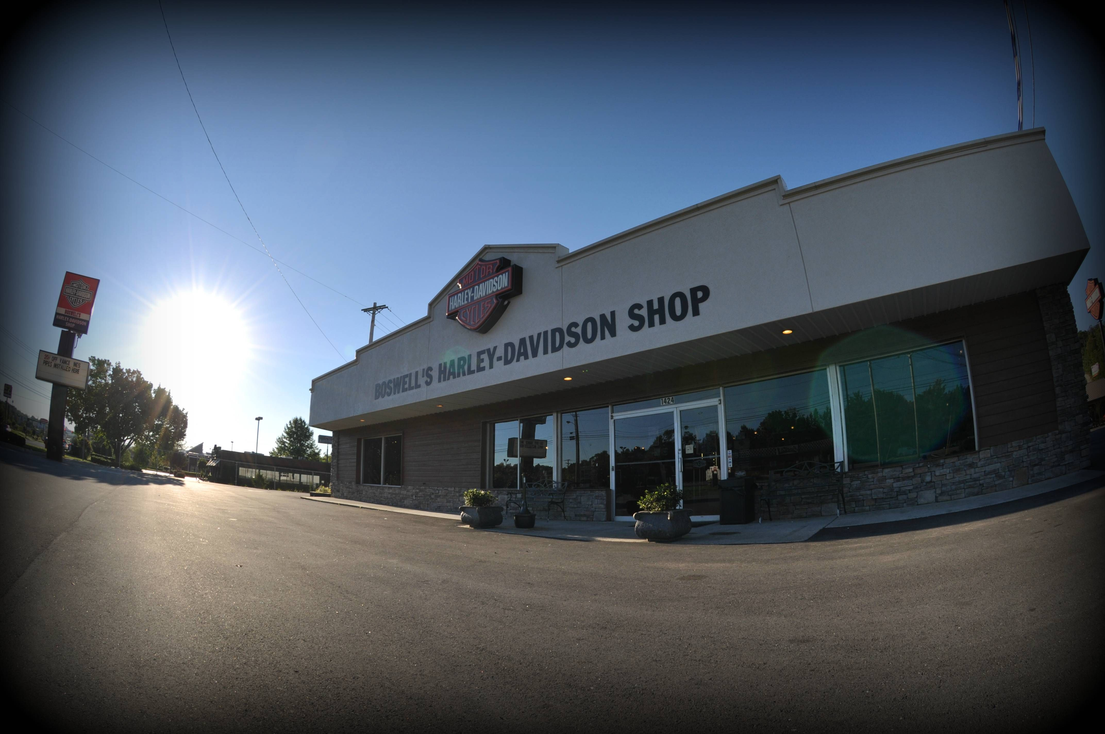 Nashville Harley Davidson >> Boswell S Harley Davidson Of Cookeville Is The Place In The