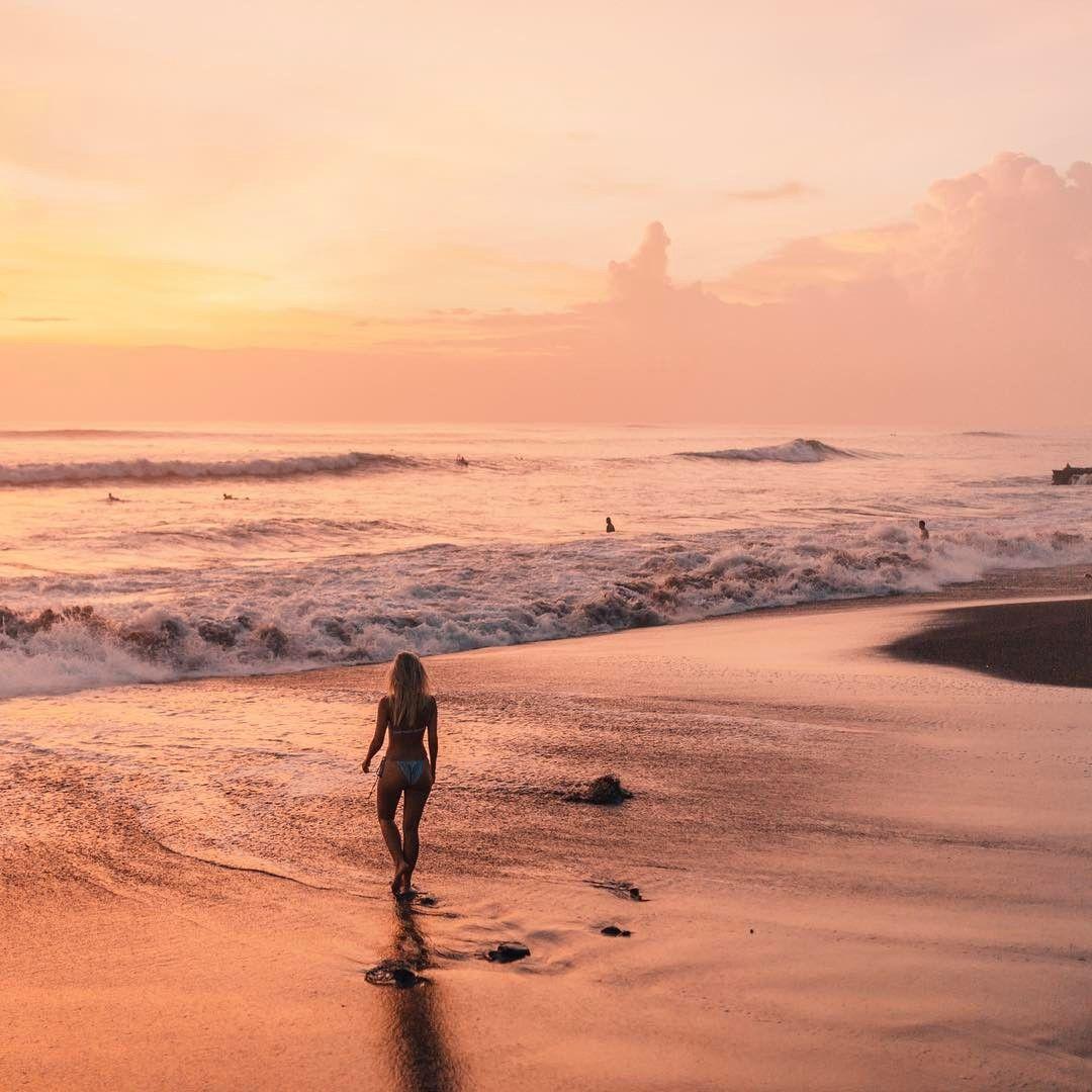 Pin by Chajacalan on Bikini season Magic hour, Beach