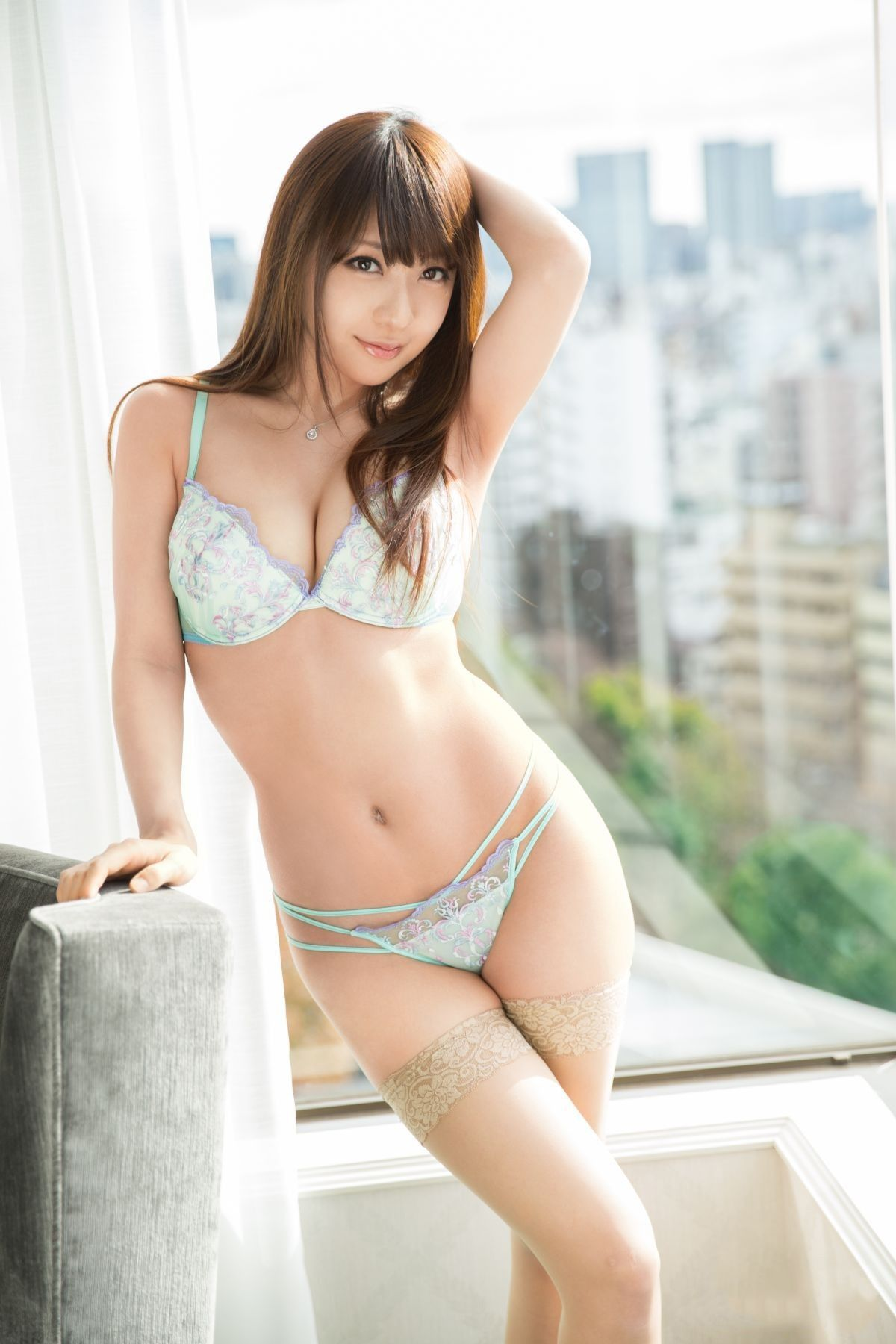Interesting. Tell Sexy japanese women lingerie with you