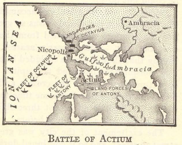 batalha de actium investments