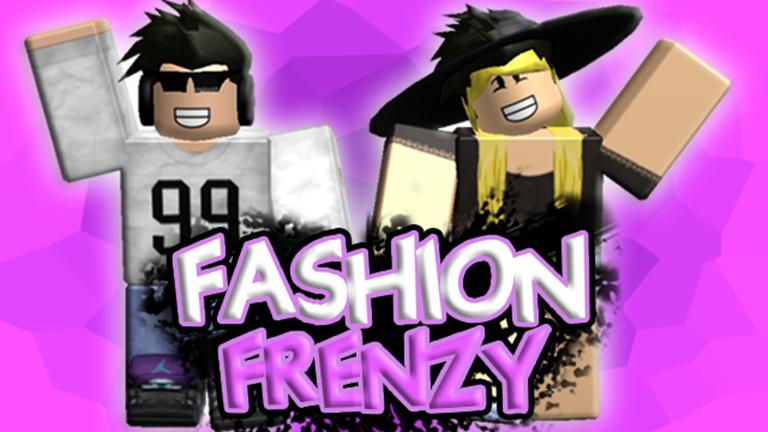 Fashion Frenzy Holidays Roblox