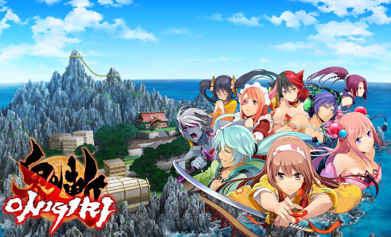 Onigri le MMORPG arrive sur la Nintendo Switch Anime