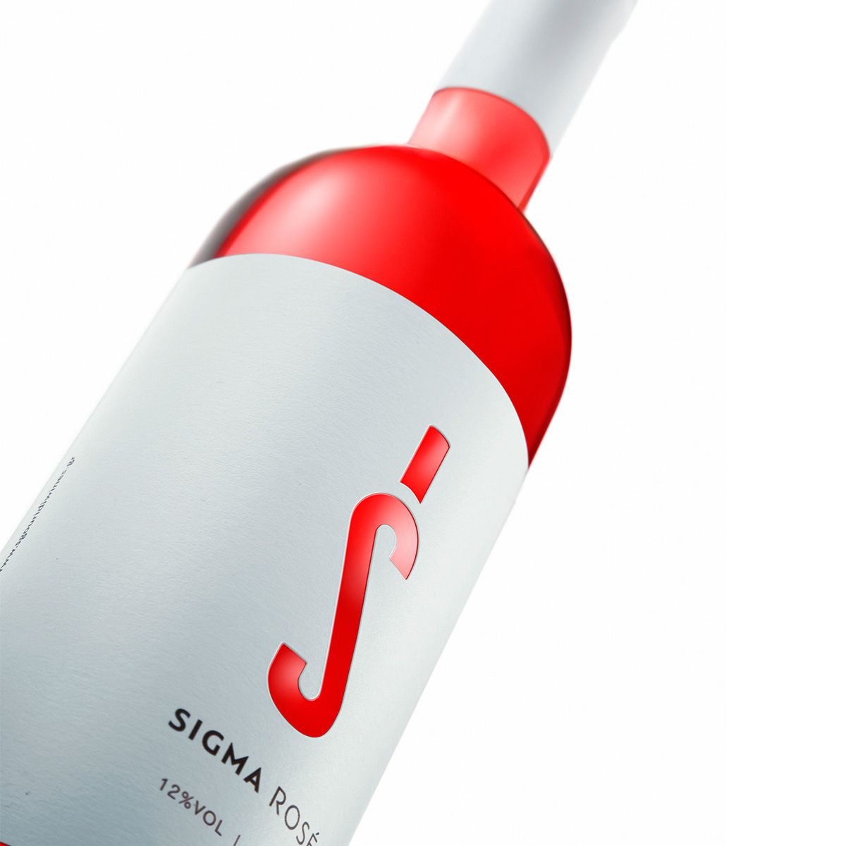 Sigma Wines On Behance Wine Bottle Design Bottle Design Packaging Wine Packaging