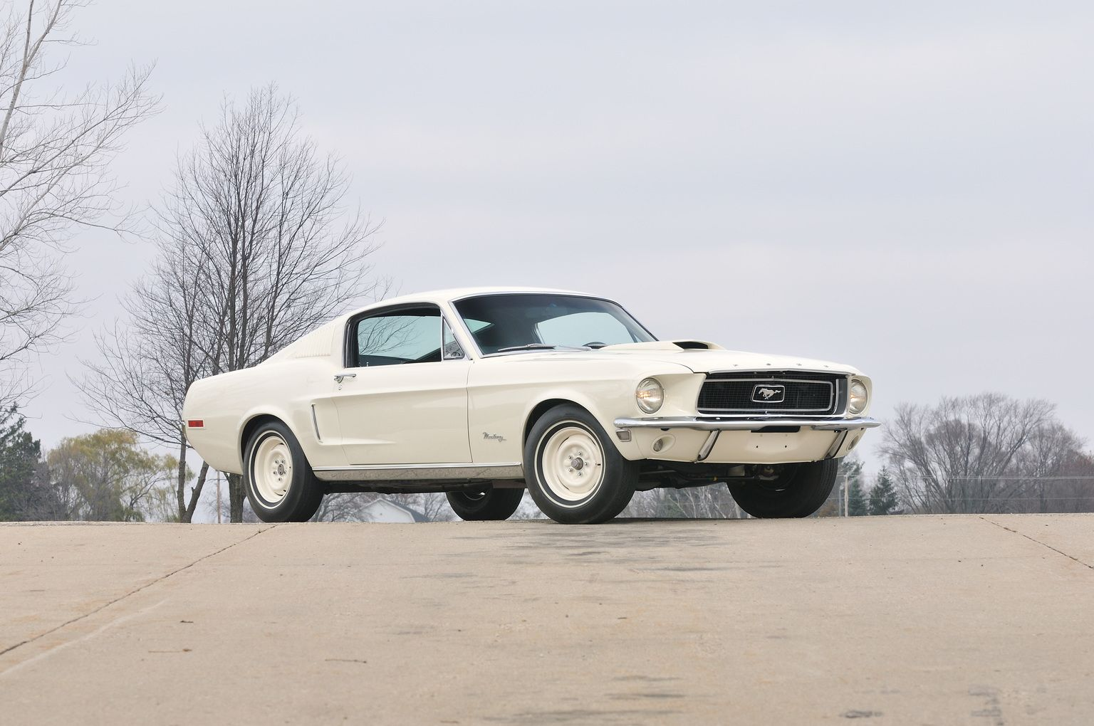 1968 Tasca Mustang Fastback Lightweight | muscle cars | Pinterest ...