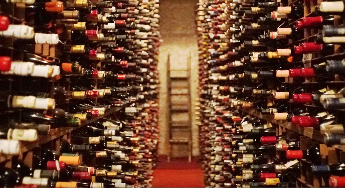 Bern S Steak House With The Biggest Wine Collection In The World