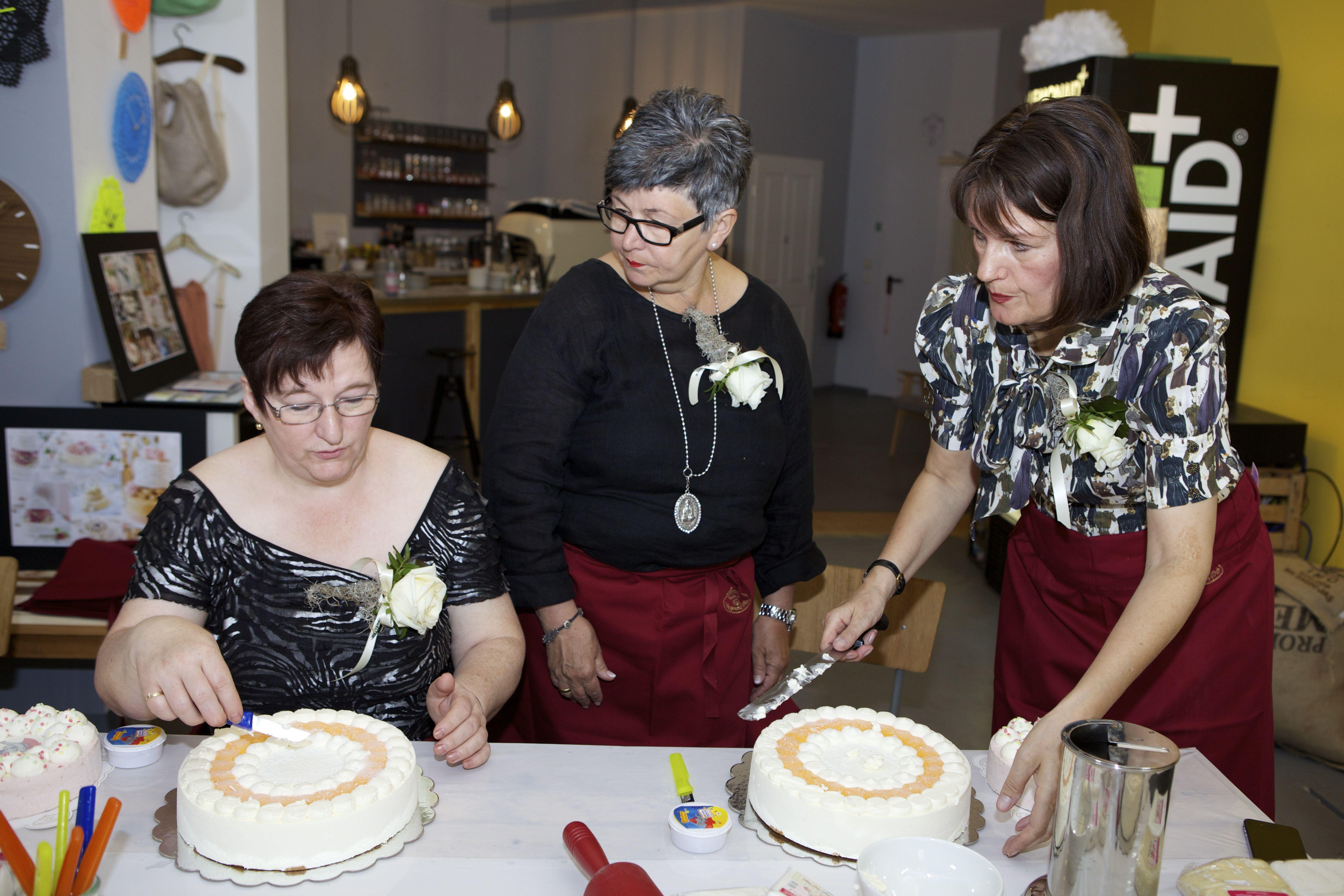 Hochzeitsworkshop Von Kuchenkult Und Dawanda Unser Ruckblick