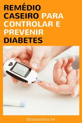 remedios naturais para prevenir diabetes