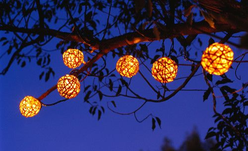 Solar powered outdoor #lighting perfect for Christmas : solar outdoor christmas lights - www.canuckmediamonitor.org
