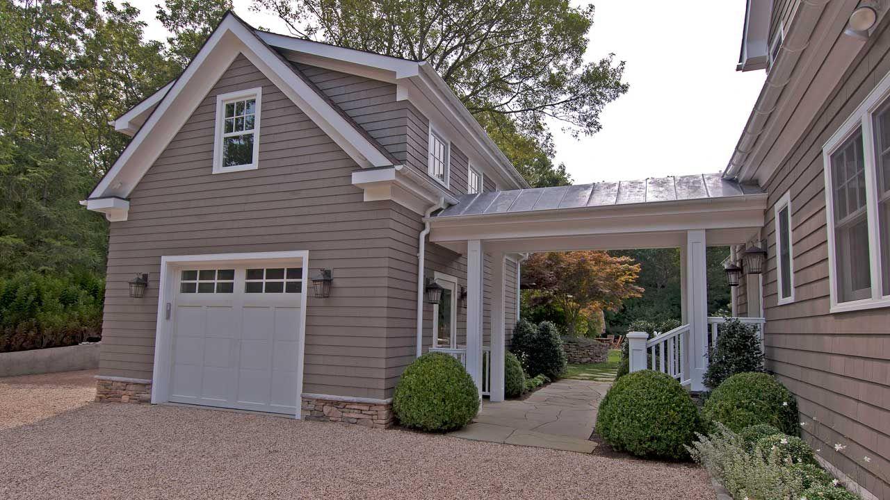 Breezeways Detached Garage Designs Garage Design Garage Remodel