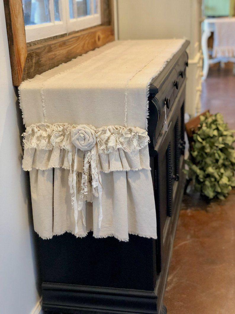 Custom Farmhouse Table Runner or Dresser runner,multi