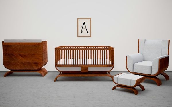 UULMA Nursery Furniture On Behance