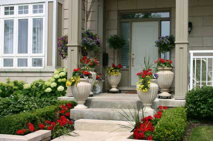 Front Yard Landscaping #privacylandscaping