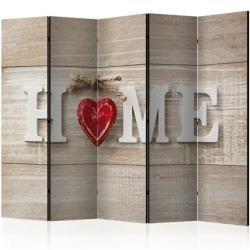 unique home accents #home #accents #homeaccents Paravent Home and Heart mit 5 PaneelenWayfair.de