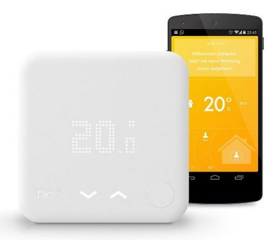Tado Smart Thermostat V 2 Intelligente Heizungssteuerung Tado