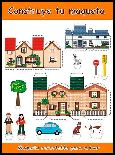 Juegos creativos letras pinterest creativo juego y for Construye tu casa en 3d