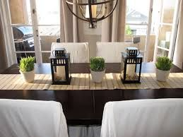 How To Lighten Up A Dark Dining Room Table Google Search Dining Room Table Decor Dining Room Table Centerpieces Dining Table Centerpiece