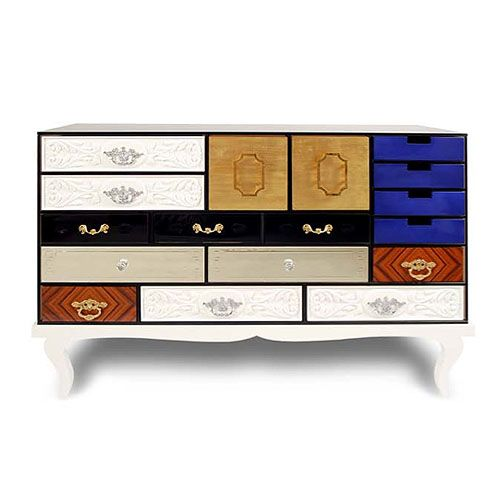 Boca Do Lobo Soho Modern Sideboard DesignLife Pinterest Soho