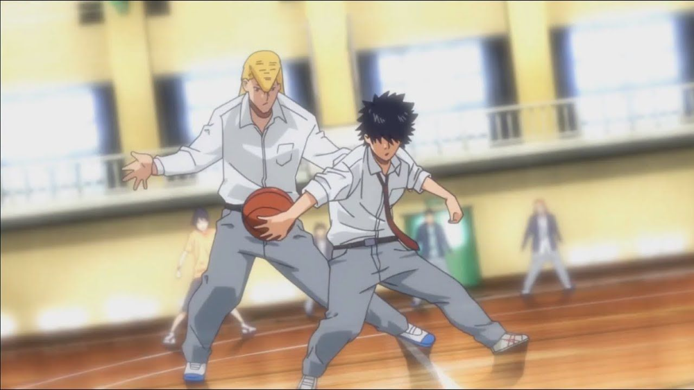 Top 10 Best Basketball Anime Series of All Time BakaBuzz