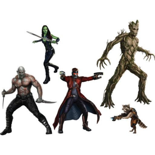 Guardians Of The Galaxy Fathead Superhero Wall Decals Wall Decals Guardians Of The Galaxy