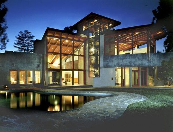 10 Eco Friendly Ways To Renovate Your Home Unique House Plans Green House Design Architecture