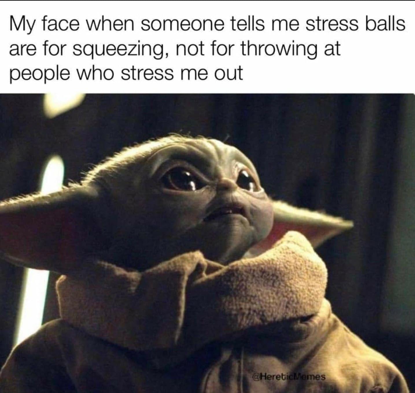 Pin By Fenix Ward On Some Stuff Yoda Funny Funny Star Wars Memes Really Funny Memes