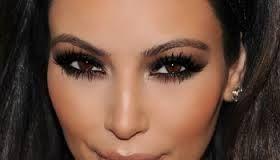 Long beautiful lashes