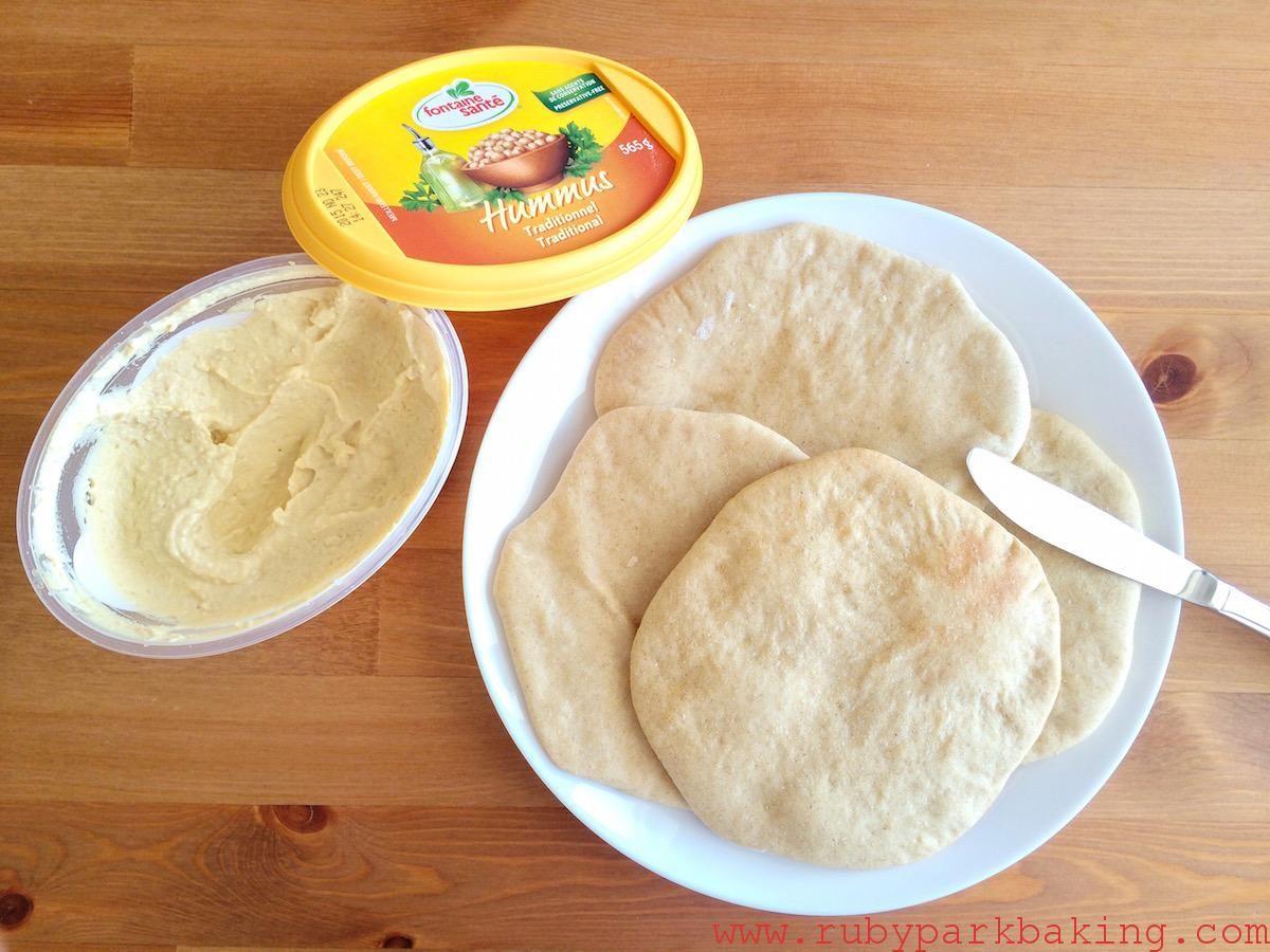 作り方 ピタパン
