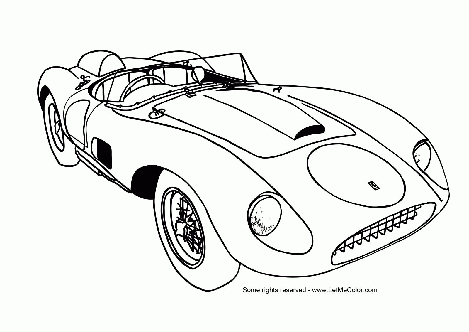 Essay Sport Cars Coloring Pages Resume Format Download Pdf