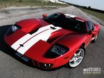 Muscle Mustangs Ford GT