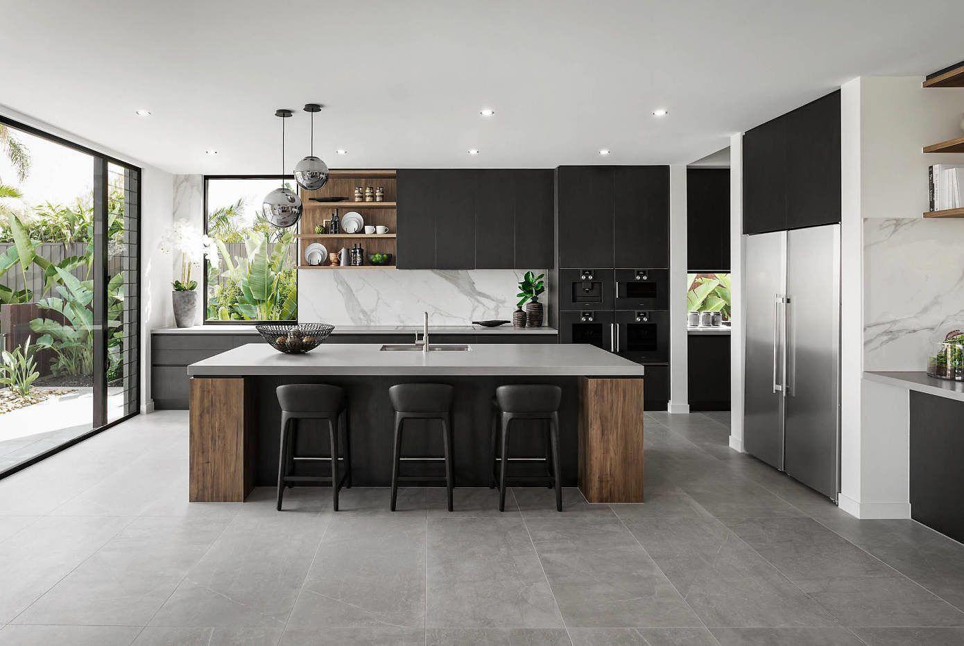003 Riviera 65 Metricon Luxurykitchendesigns Kitchen Decor Modern Contemporary Kitchen Modern Kitchen